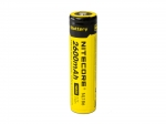 Nitecore 18650 Accu, 2600 mAh, Set of 4