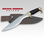 Down Under Knives Red Rock Raptor (R3)