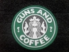 Guns and Coffee patch