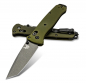 Preview: Benchmade 537GY-1 BAILOUT, Tanto, Axis, glatte Klinge