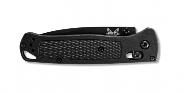 Benchmade 535BK-2 BUGOUT, All black, Axis