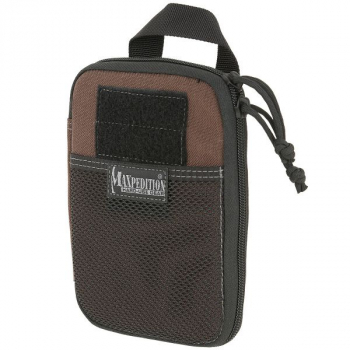 Maxpedition E.D.C. POCKET ORGANIZER, dark brown