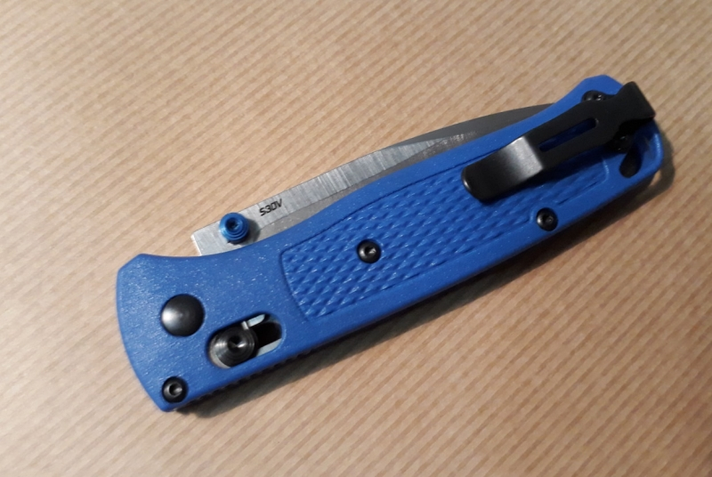 Benchmade 535 - BUGOUT, Axis, Taschenmesser