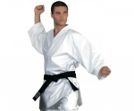 Kwon TKD/Karatejacke Traditional 8 oz. white, 190cm