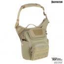 Maxpedition AGR WOLFSPUR Crossbody Shoulder Bag, Tan