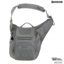 Maxpedition AGR WOLFSPUR Crossbody Shoulder Bag, Grau