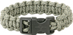 Para Cord Survival Bracelet Digital Camo. Size Small