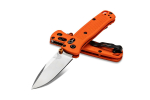 Benchmade 533 MINI BUGOUT, Orange, Axis, Taschenmesser