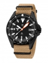 KHS Missiontimer 3 C1 Index with Nato Band Tan, KHS.MTI.NT